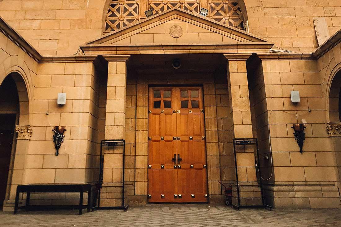 이집트 콥트 교회, 기독교,