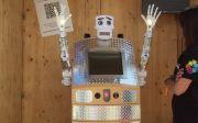 로봇 설교