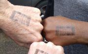 구세군, 노예 반대의 날, 반영구 문신