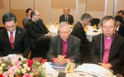 루터교세계연맹(LWF) 의장을 역임한 무닙 유난(Munib Younan) 주교