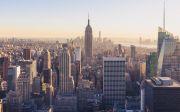 뉴욕 마천루 맨하탄 맨해튼 도시 빌딩 건축 New York