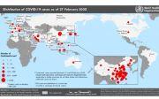 세계 코로나 확진자 현황