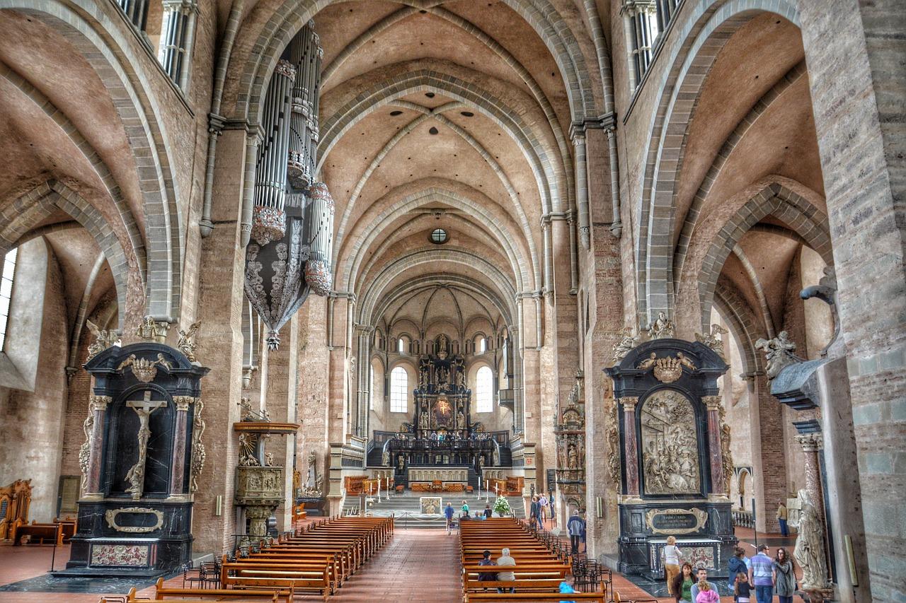 교회 예배당,