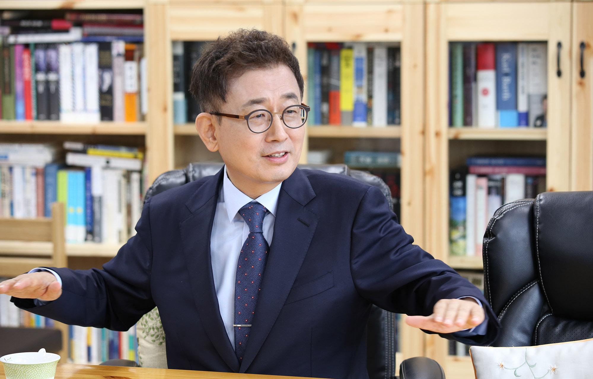 서울씨티교회 조희서 목사