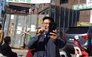 사랑제일교회 참석 김문수 전 경기도지사