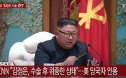 김정은 위독설