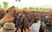 나이지리아 기독교인들.