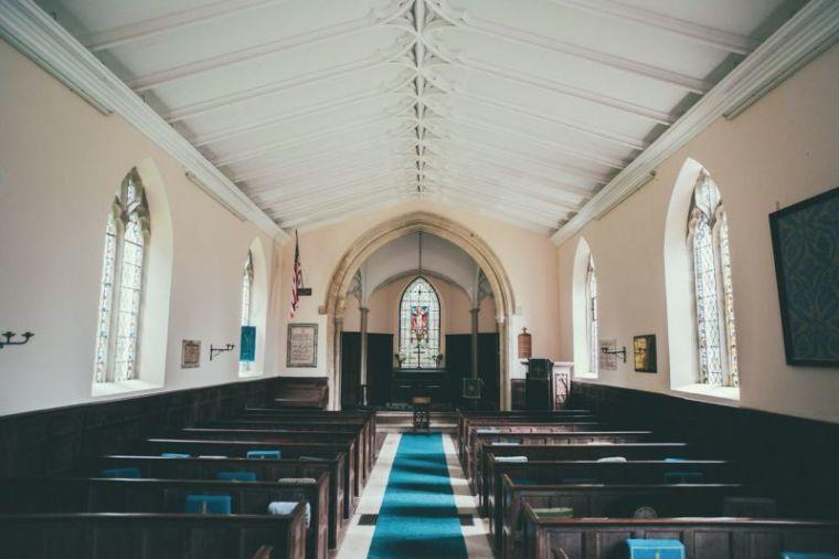 미국 교회, 예배당,
