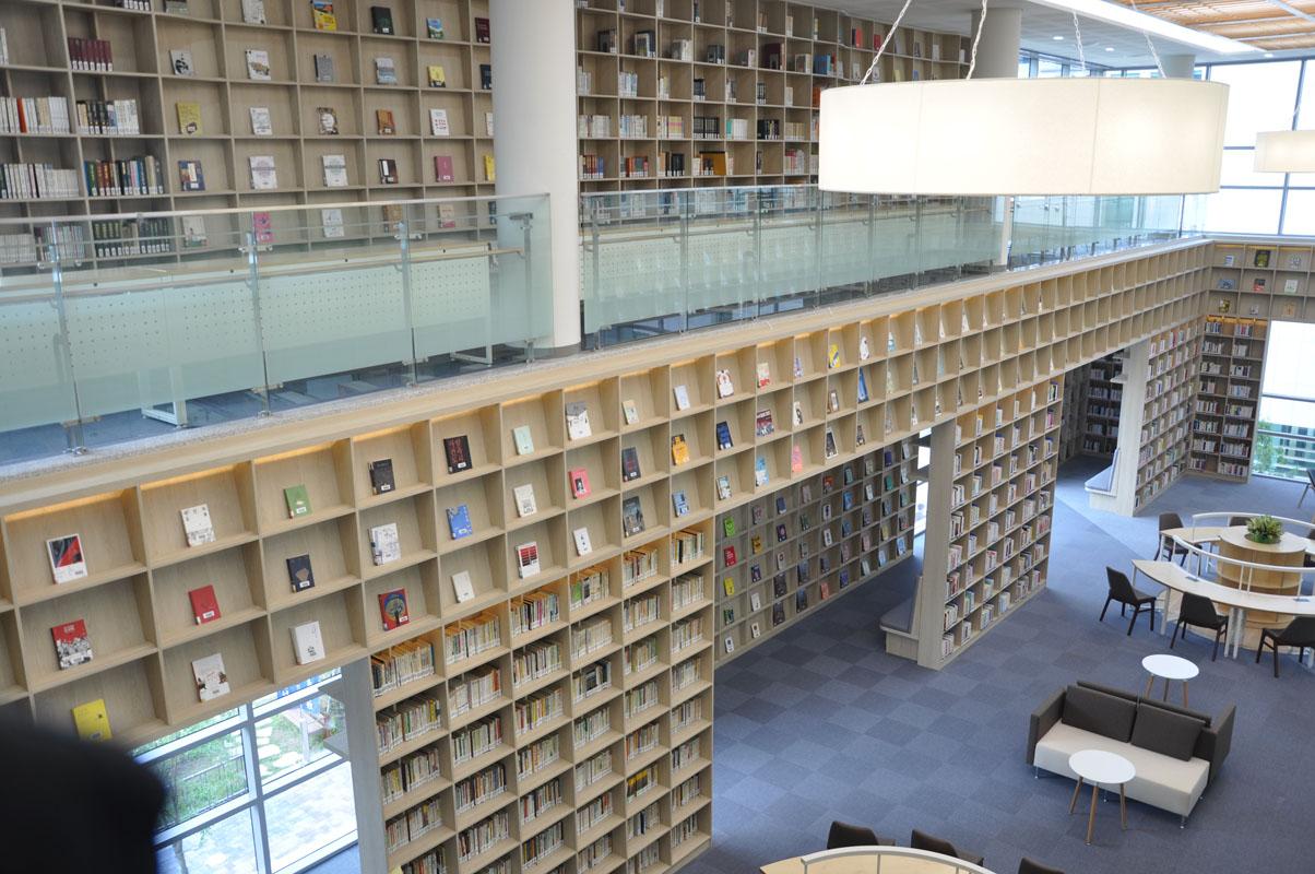 남양주 정약용 도서관