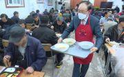 세계한국인기독교총연합회 (세기총) 노숙인 섬겨