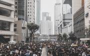 홍콩, 시위,