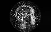 인공 지능 뇌 생각 제어 컴퓨터 과학 기술 컴퓨터 지능형 보드 정보 데이터