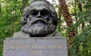 마르크스 동상, 맑시즘, 마르크시즘,