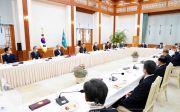 청와대 한국교회 지도자 초청 간담회