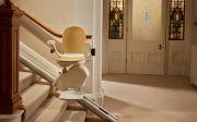 토탈모빌리티 의자형 계단 리프트