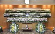 김홍도 입관예배