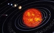 태양계 행성 행성계 궤도 태양 머큐리 금성 지구 화성 카이퍼 벨트 목성 토성 명왕성 수성 혜성