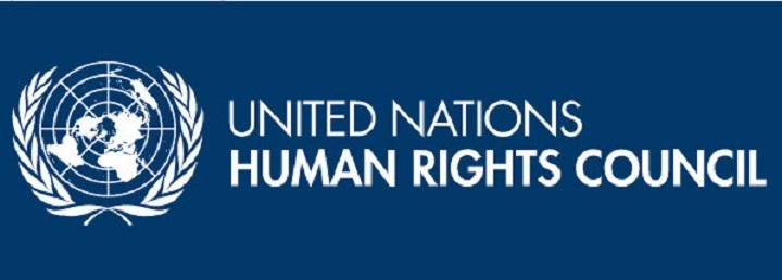 유엔 인권이사회 로고