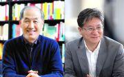 한국기독교생명윤리협회 상임대표 이상원 교수(좌)와 성산생명윤리연구소장 이명진 원장(우)