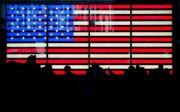 미국 대선, 미국, 국기,