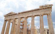 그리스 아크로폴리스 파르테논 신전 아테네