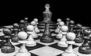 체스 리더 보드 리더십 게임 경기 놀이