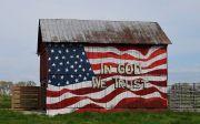 """미국의 국호인 """"우리는 하나님을 믿는다(In God We Trust)."""""""