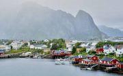 Lofoten 노르웨이 어촌 북유럽 마을