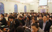 뉴욕교협 주관 부활절연합예배, 뉴욕백민교회
