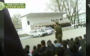 북한의 공개처형 장면