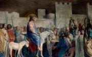종려주일 예수님 예루살렘 입성