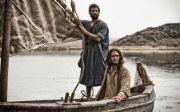 선 오브 갓 예수 그리스도 예수님 어부 고깃배 베드로