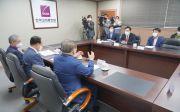 오세훈 서울시장 한국교회총연합(한교총) 내방