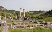 리디아 왕국 수도 사르디스 아르테미스 신전
