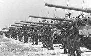이스라엘 중동 6일 전쟁 기갑부대 네게브