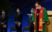 류영모 총회장 취임 감사예배